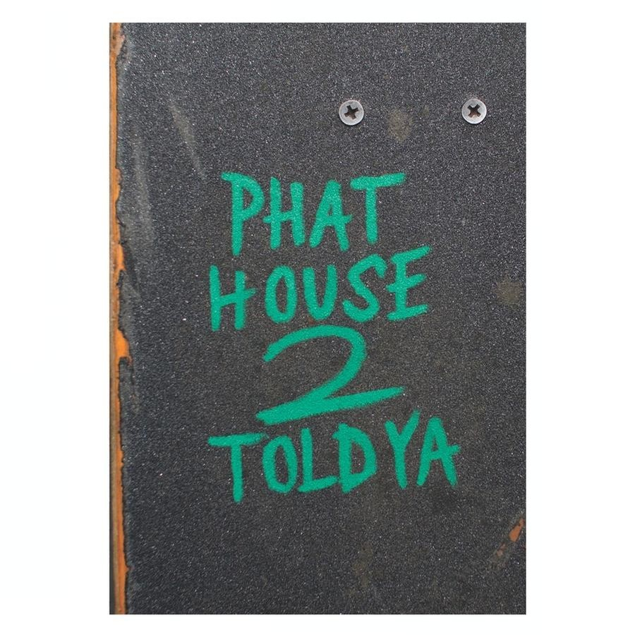 Phat House Chapter 2 Told Ya DVD