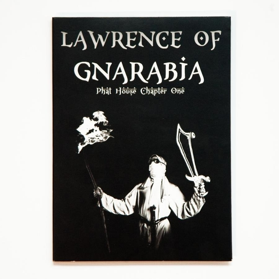 Lawrence Of Gnarabia DVD