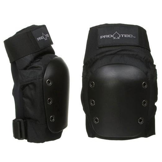Street Knee Pads (Black)