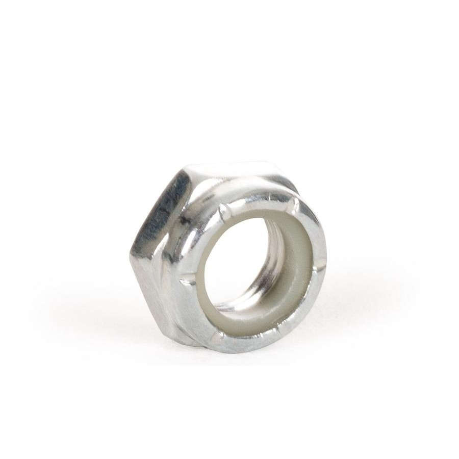 Kingpin Nut 3/8 Inch Single (Silver)