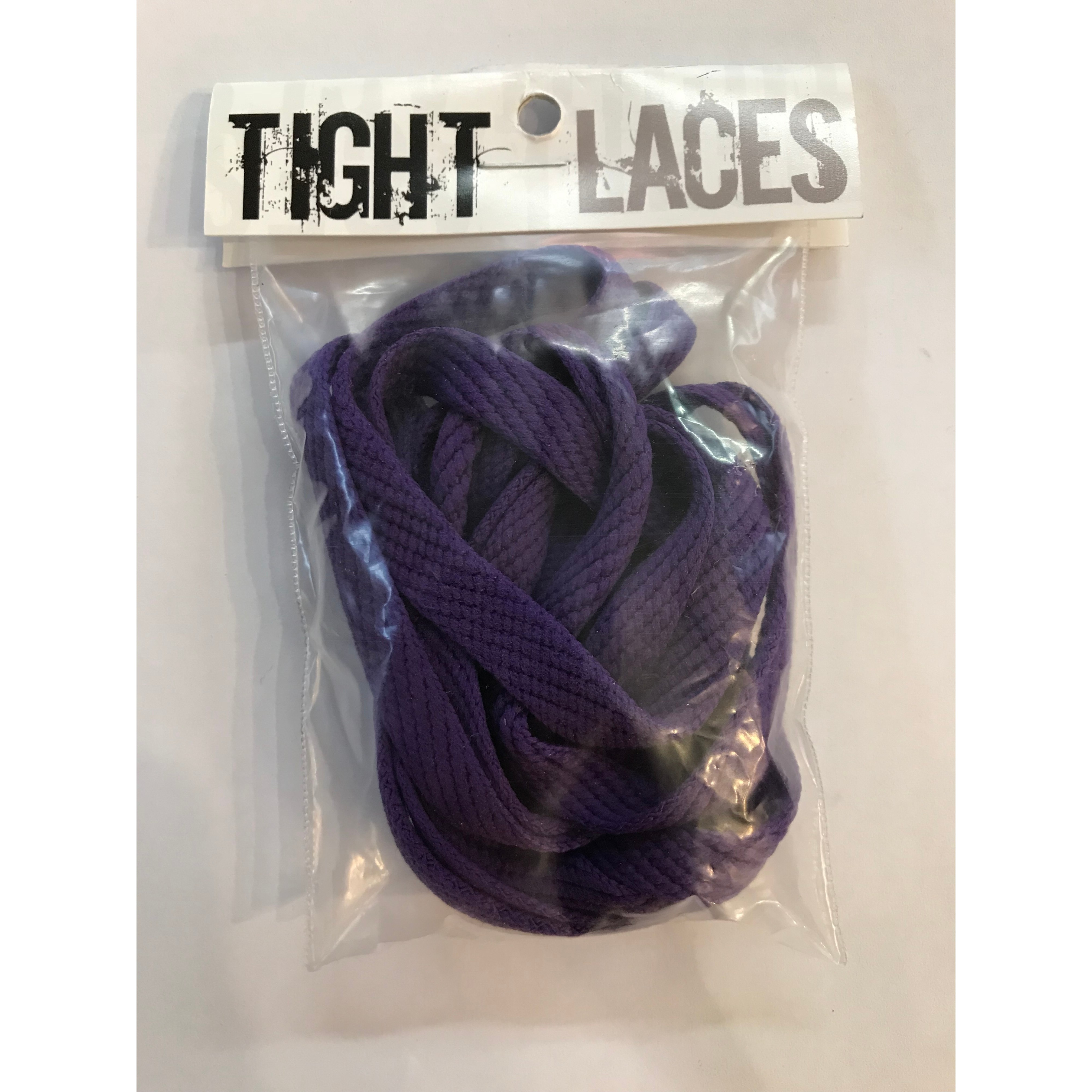 45 Inch Flat Laces (Purple)