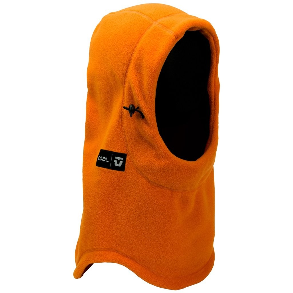 Union Fleece Hood (Orange)