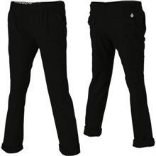 Lived in Cuffed Pant (Black)