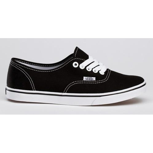 Vans Authentic Lo Pro (Black/True White)