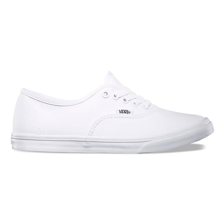 615c1305d1 Vans Authentic Lo Pro (True White True White) Footwear Women s Shoes ...