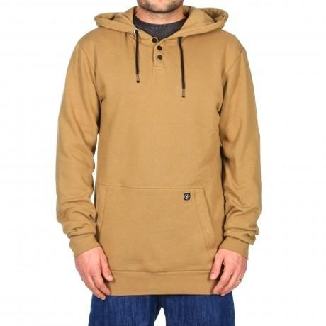 Capital Mod Pullover Fleece Walnut