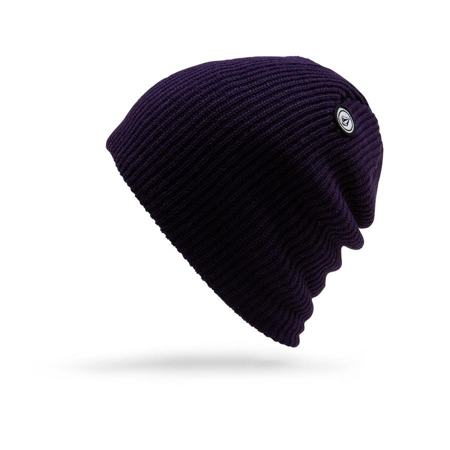 Power Premium Beanie (Deep Purple)