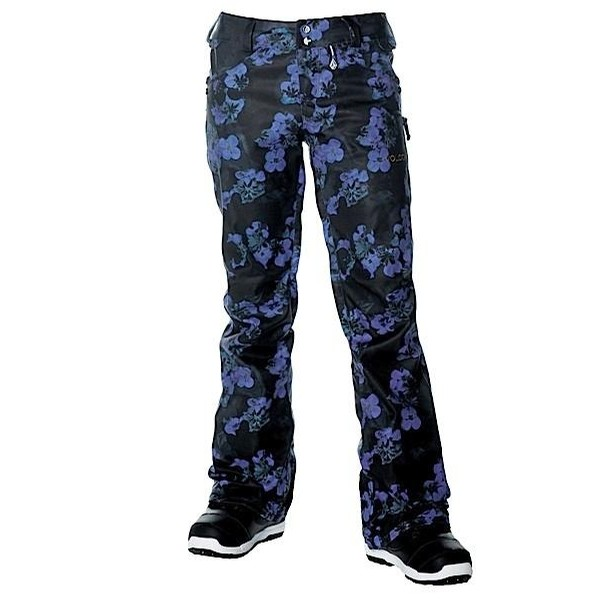 Species Stretch Pant 2014 (Violet)