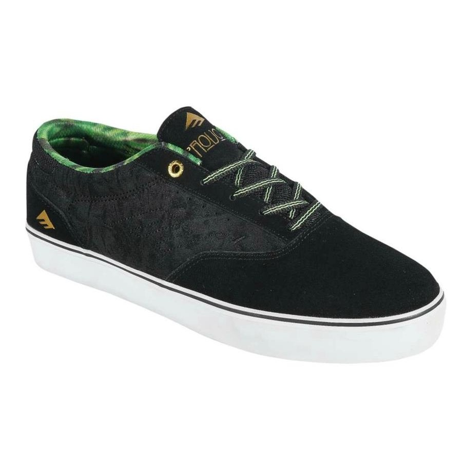 The Provost (Black/Green)