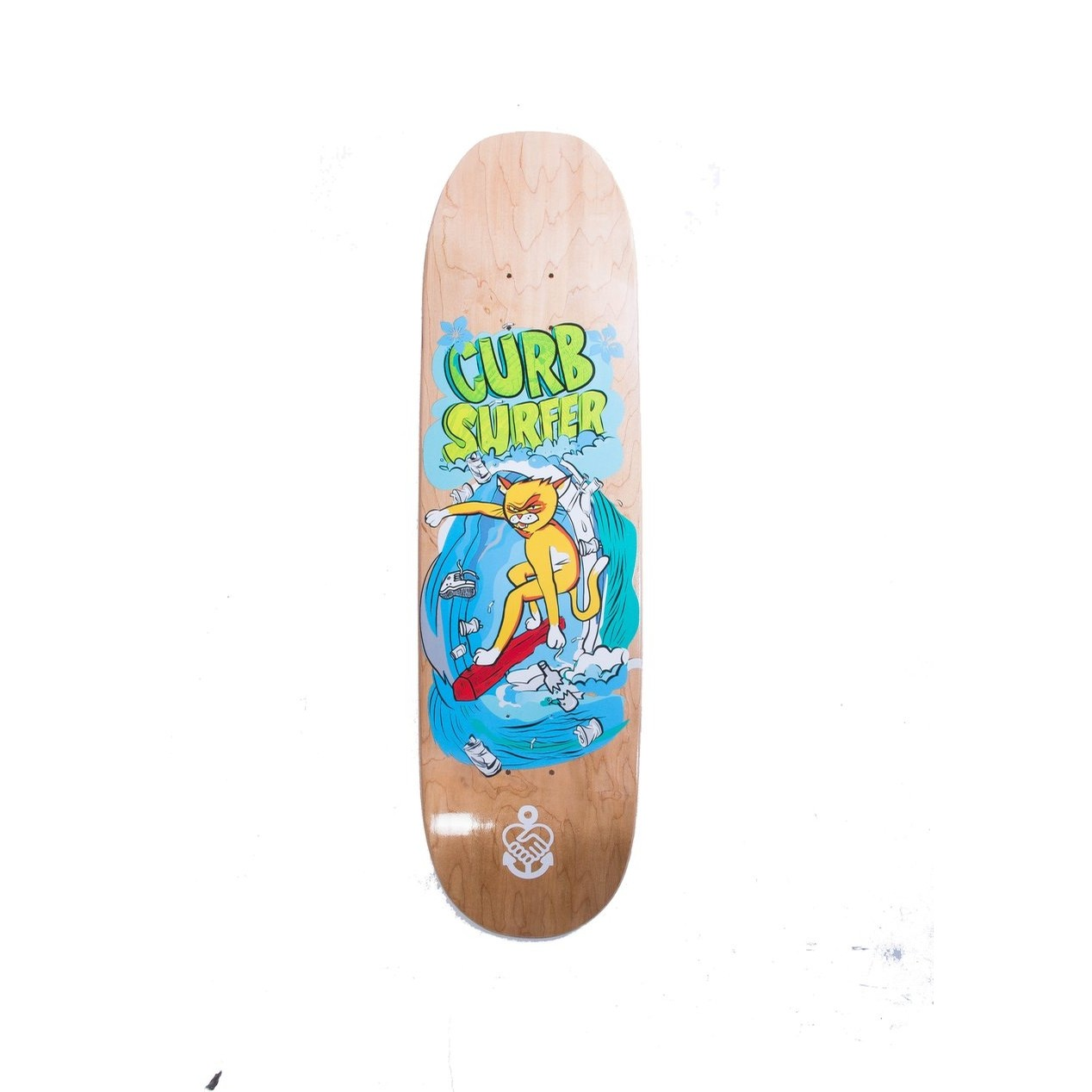 Curb Surfer Deck