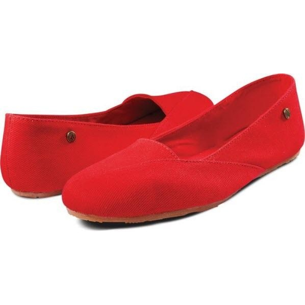 Volcom Game On Shoe (Red)