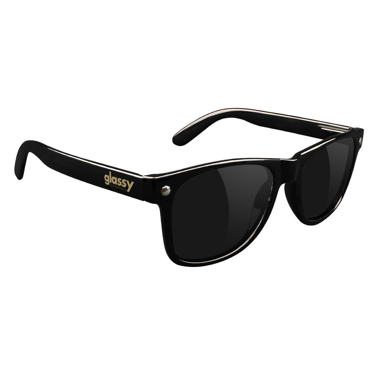 Leonard Sunglasses (Black)