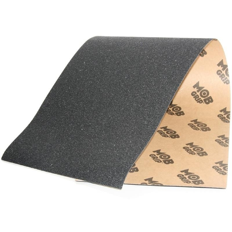 Mob Single Sheet Griptape Black 9inX33in
