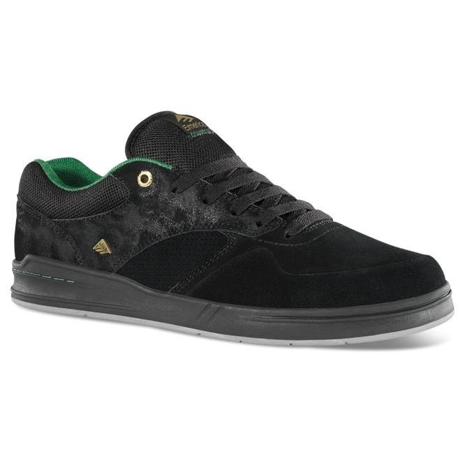 The Heritic (Black/Green/Gold)