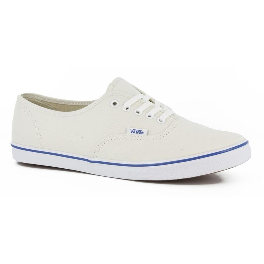 16c5dae6bc Vans Authentic Lo Pro (White True White) Footwear Women s Shoes ...