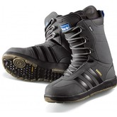 The Samba Snowboard Boots 2014/2015 (Solid Grey/Black/Gum)