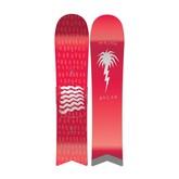 Spring Break Slush Slasher Snowboard 2017/18 (Neon Pink)