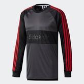 Goalie Jersey (Black/Utility Black/Scarlet)