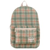 Packable Daypack (Grey Plaid)