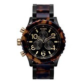 42-20 Chrono (All Black/Tortoise)