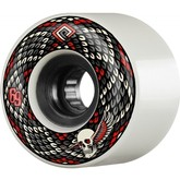 Snakes Soft Slide Wheels (White)