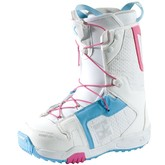 Smith Pureflex Women's Boots 2012/13 (White/Light Blue)