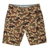 Grow Chino Shorts (Khaki Animal Camo)