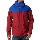 Rock Ledge Jacket (Red/Blue)