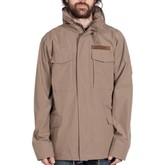 M Field Jacket (Dark Khaki)