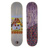 Harper Insect Diversity Marc Suciu Deck (Stained Wood)