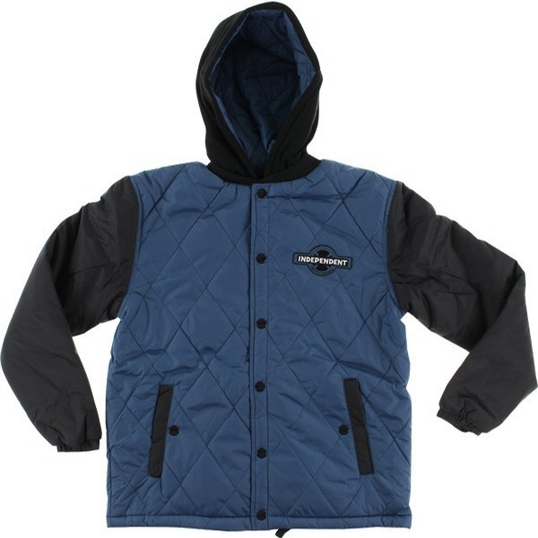 Independent Independent League Hooded Puffy Jacket