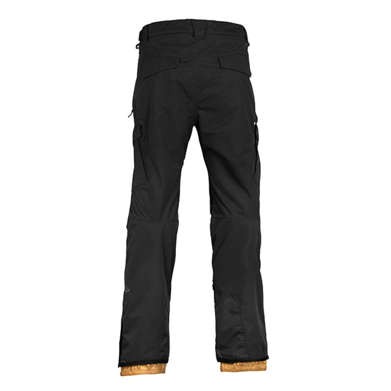 SMARTY 3-in-1 Cargo Pant - Black