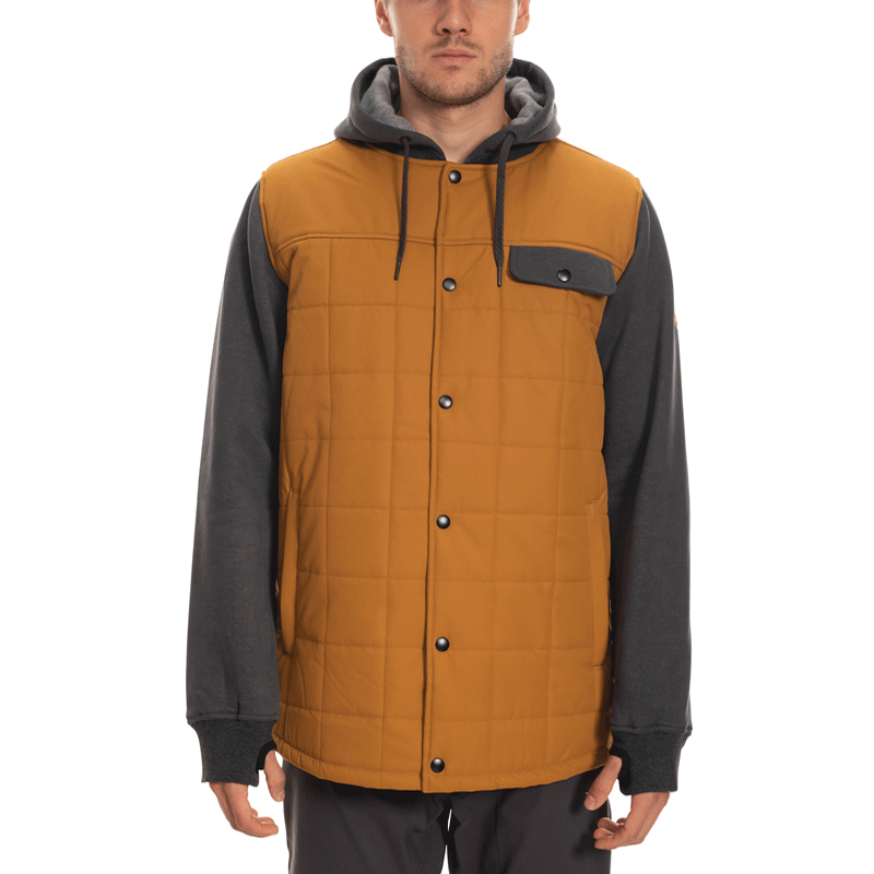 Bedwin Insulated Jacket (Golden Brown)