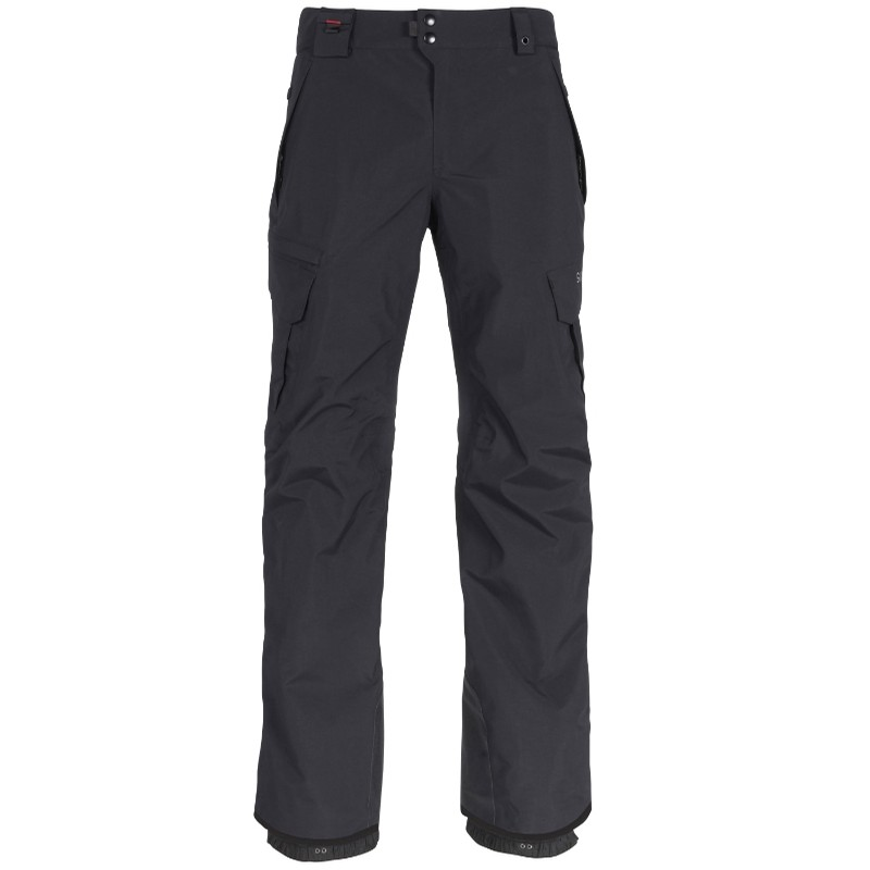 Smarty Cargo Pant - Black