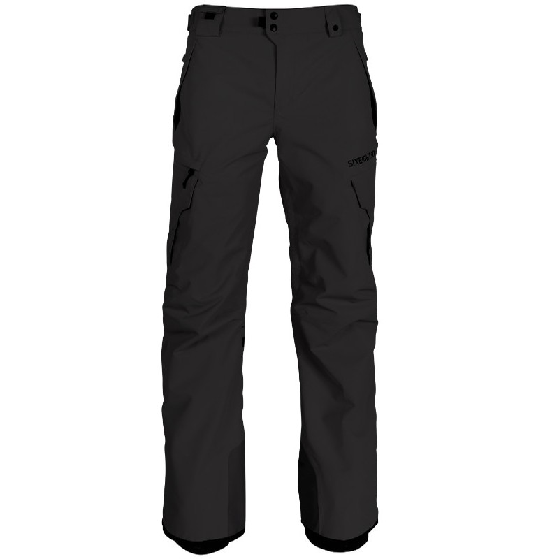 Smarty Cargo Pant - Charcoal