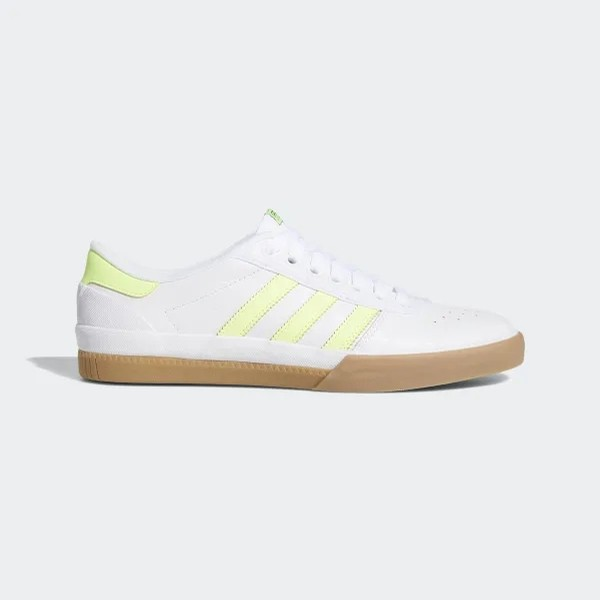 Lucas Premier - White/Yellow/Gum