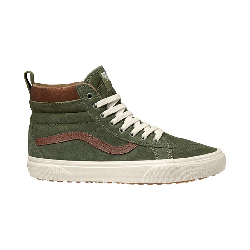 Sk8-Hi MTE (Deep Lichen Green/Root Beer)