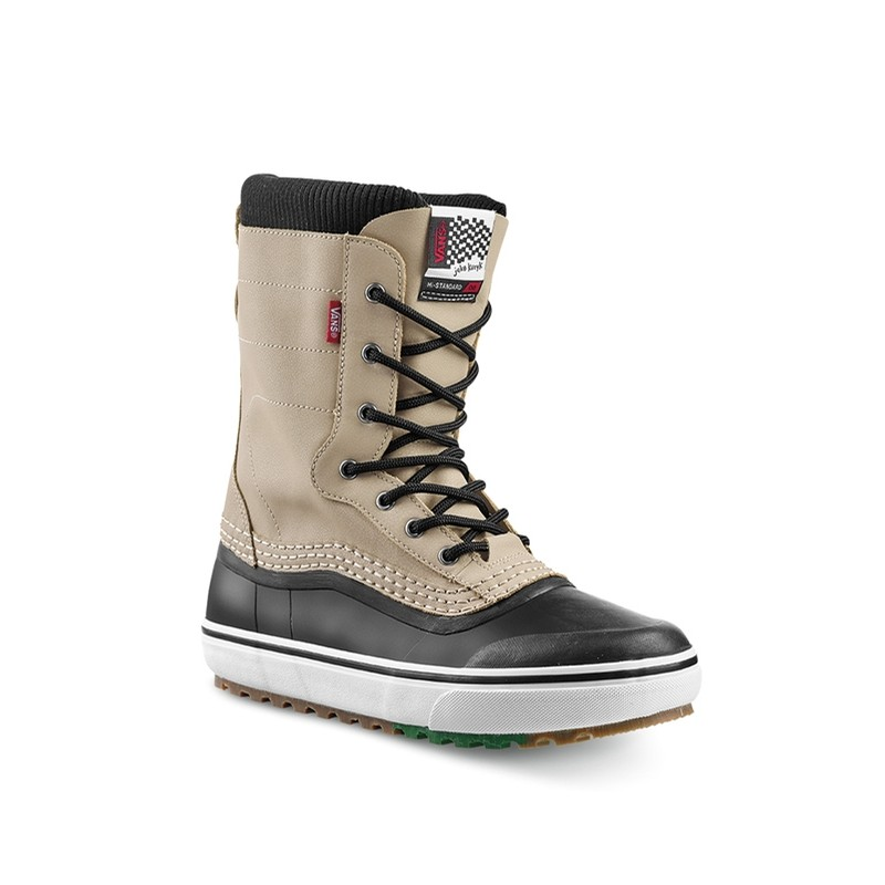Standard Snow Boot (Jake Kuzyk Black/Khaki)