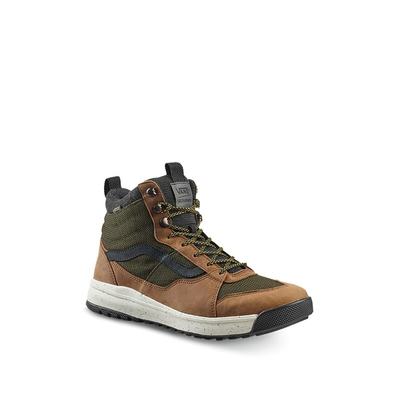 Ultrarange MTE HI Gore-Tex (Green/Brown)