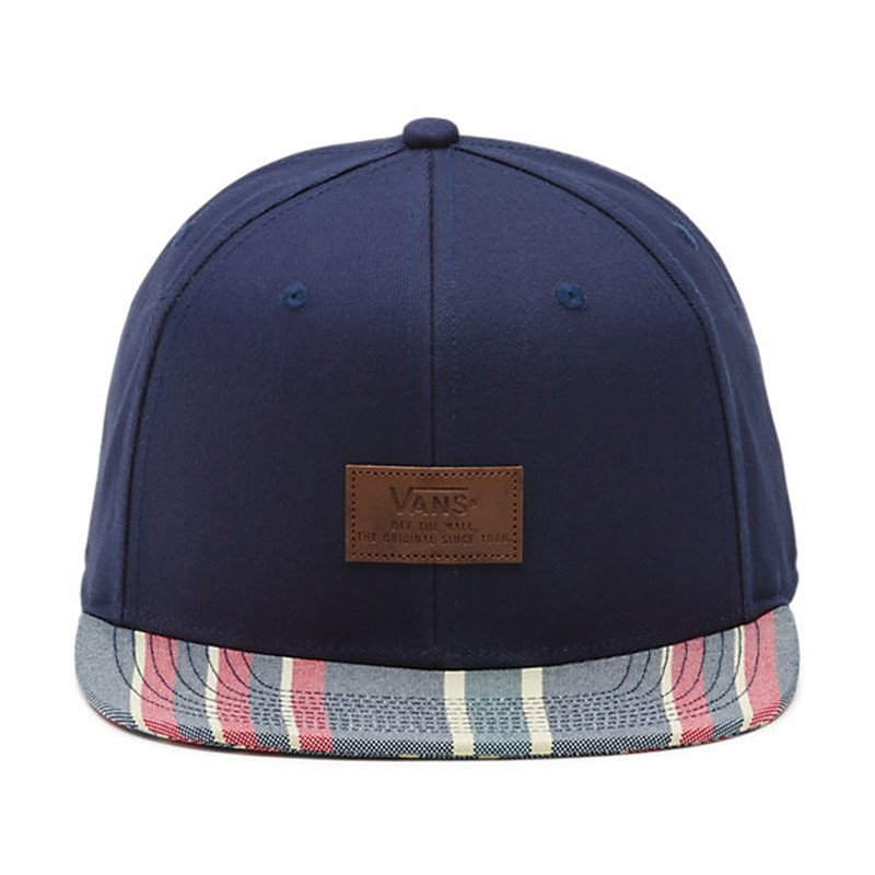 All Over It Cap - Dress Blues Stripe