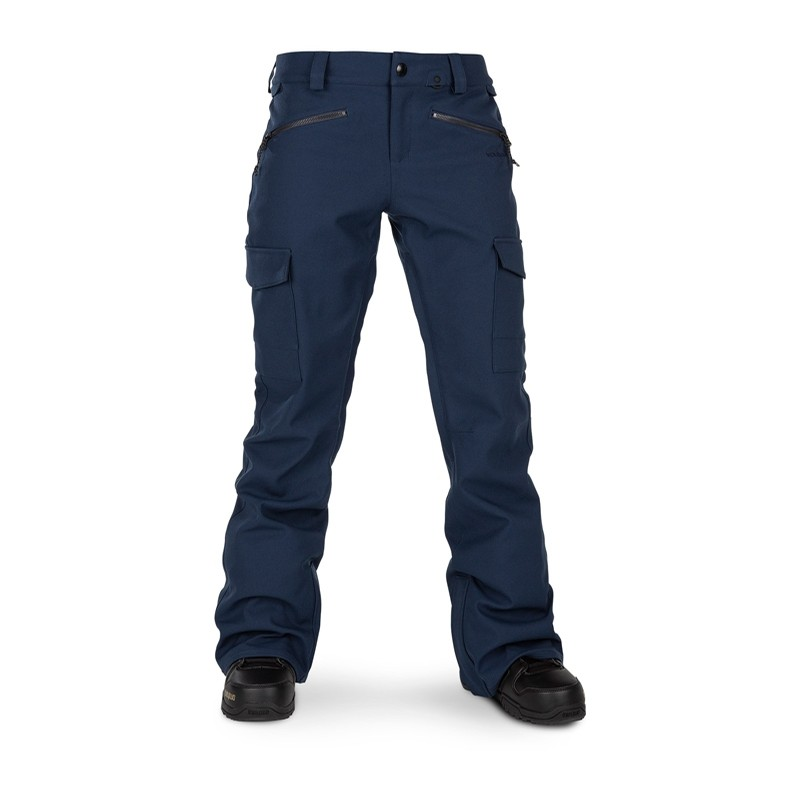 Grace Stretch Pant (Navy)