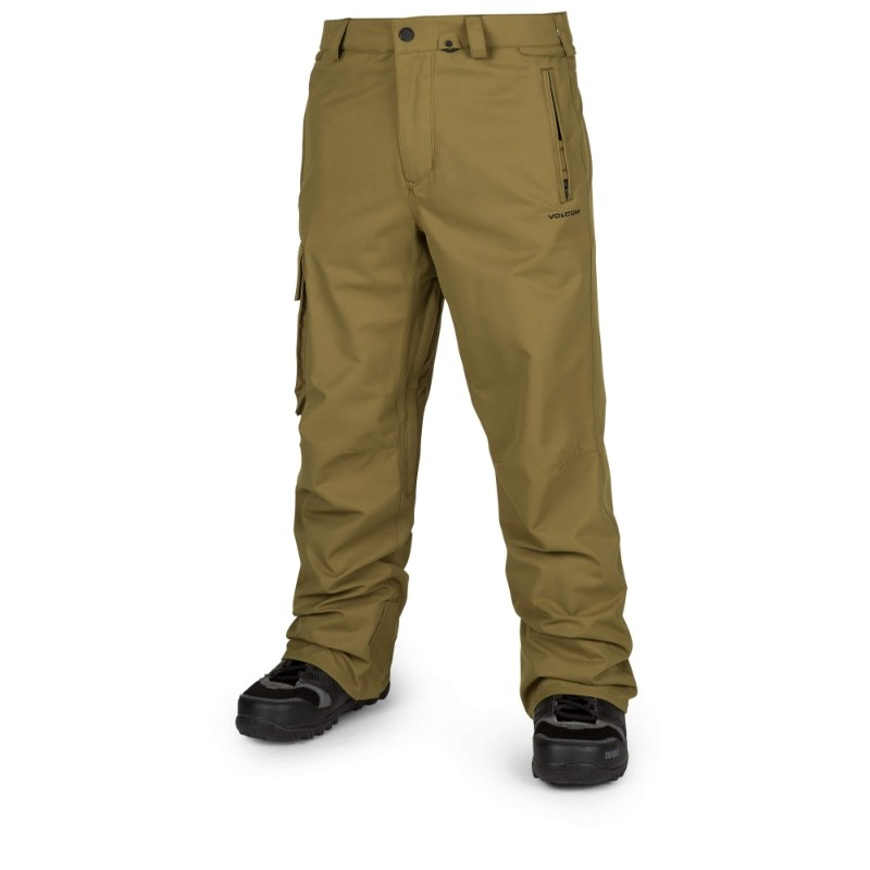 Ventral Pant - Moss