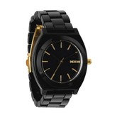 Nixon Time Teller Acetate All Blk/Gold