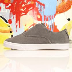 Dylan Slip On LE - Grey Suede (P)