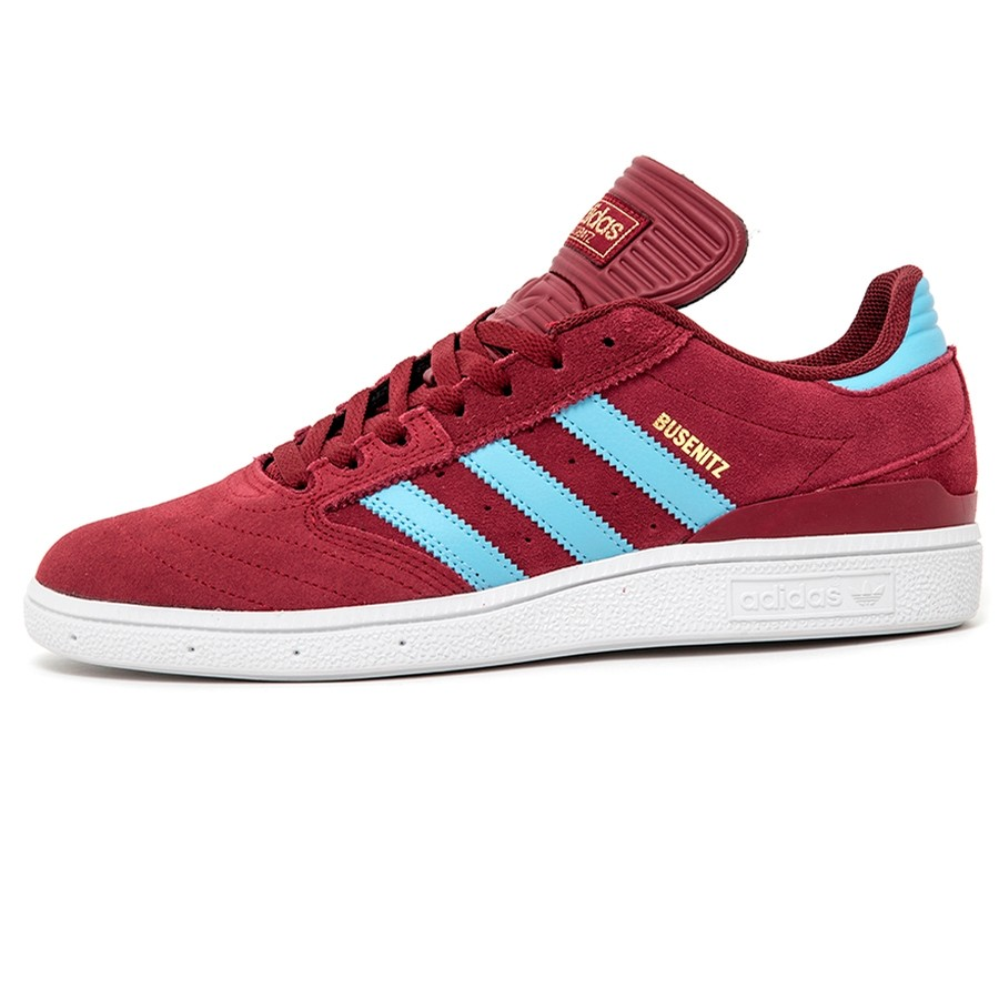 Busenitz (Burgundy / Blue / White)