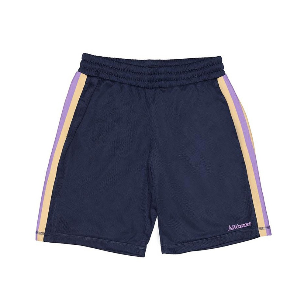 Foreign Mesh Shorts (Navy)