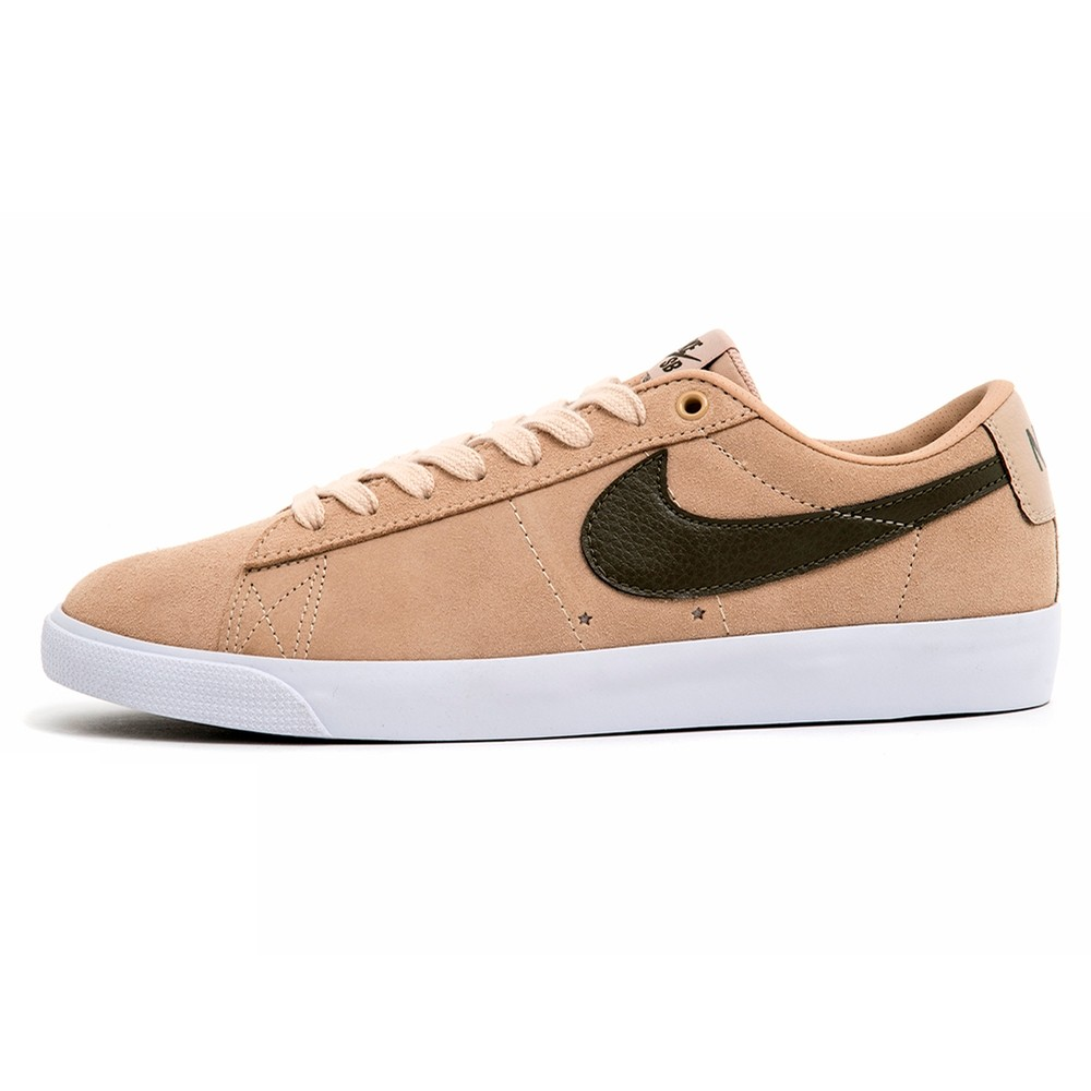 Zoom Blazer Low GT (Desert Ore / Medium Olive)