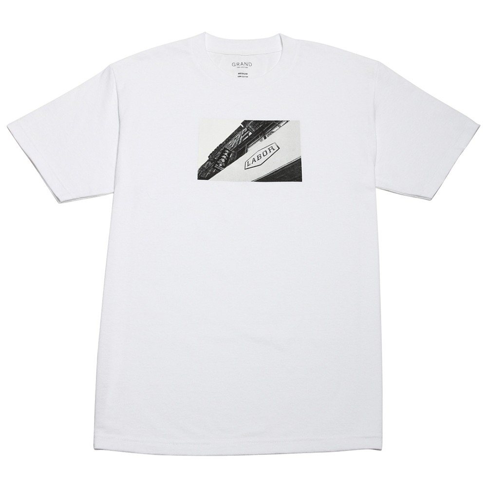 x Labor T-Shirt (White)