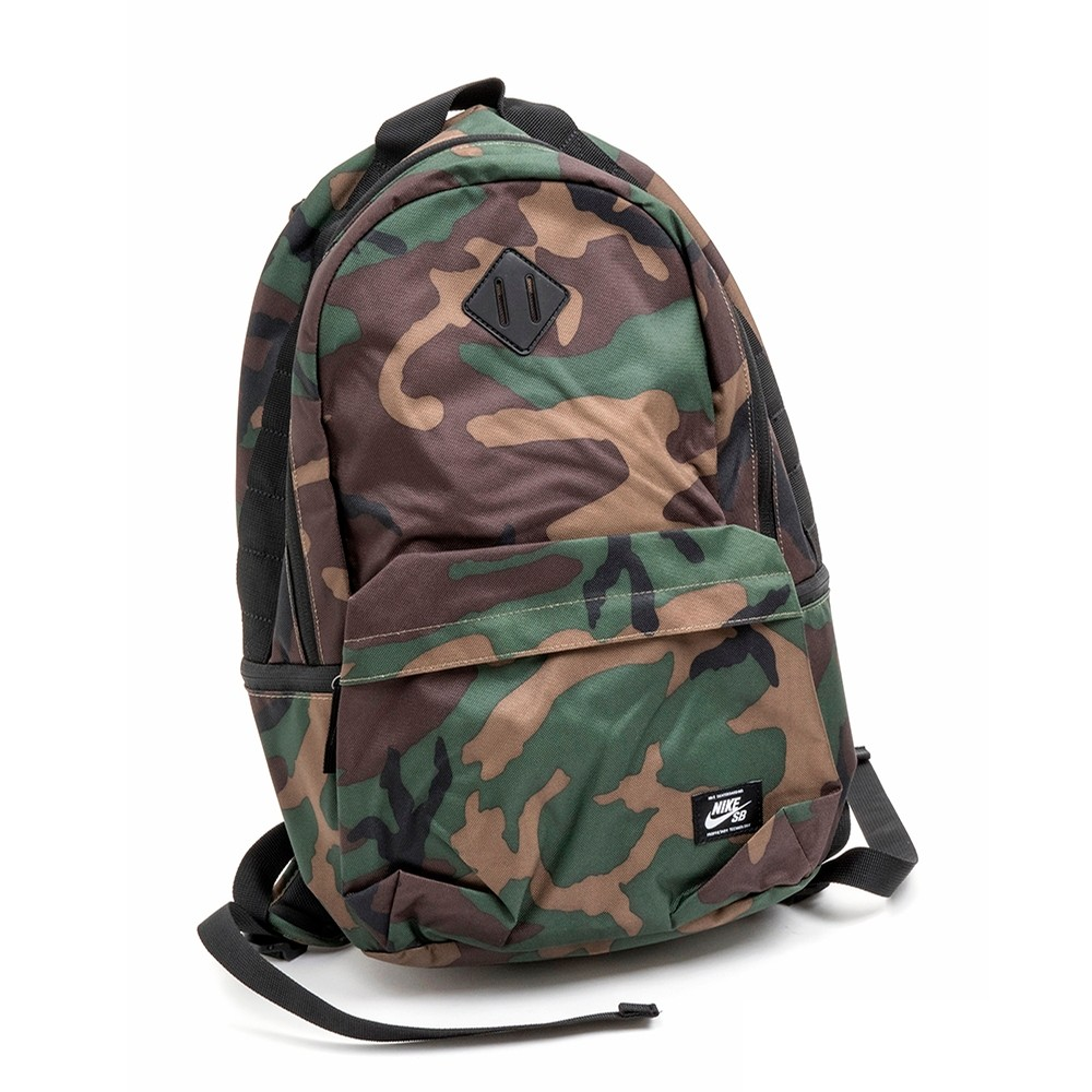 SB Icon Backpack (Iguana / Black / White)