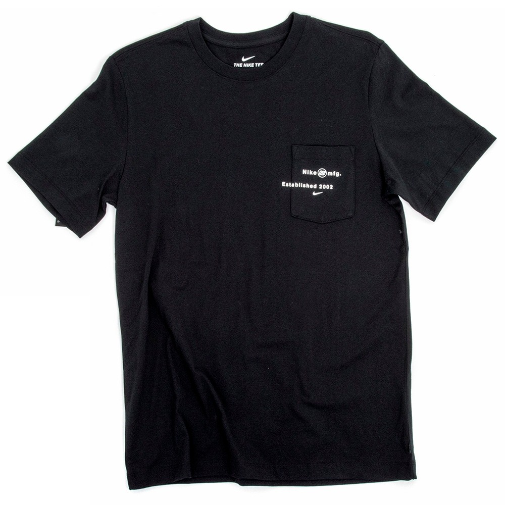 Pocket Logo T-Shirt (Black)